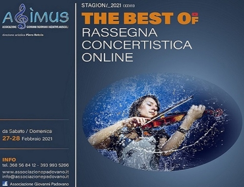 THE BEST OF – Rassegna Concertistica Online